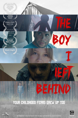 The Boy I Left Behind Poster