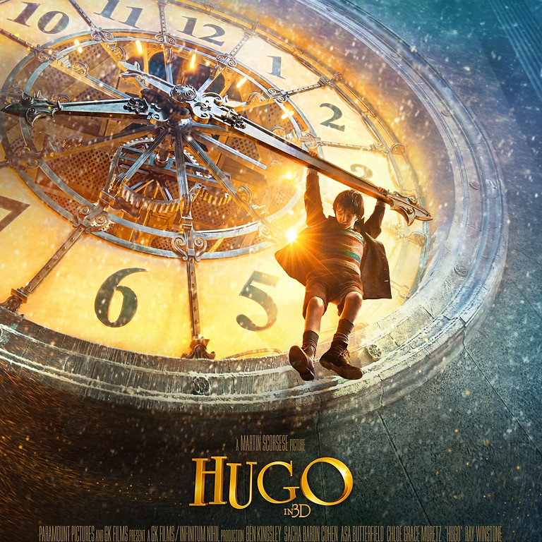 HUGO (2010) Screening at the Electric Theater!