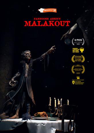 Malakout Poster