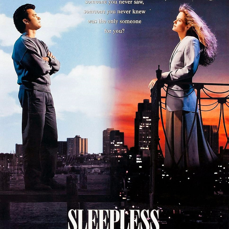 SLEEPLESS IN SEATTLE (1993) Screening at the Electric Theater!