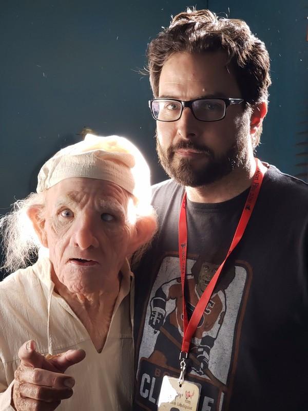 Director McClain Lindquist