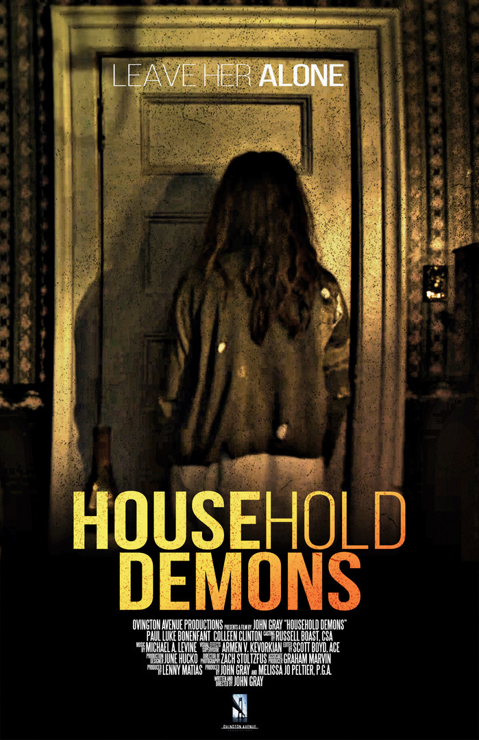 Household Demons Poster