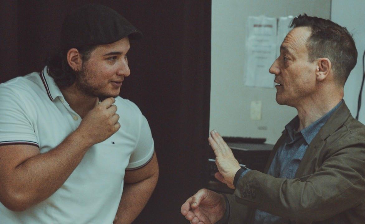 Director Alex Kahuam & Producer Ted Raimi