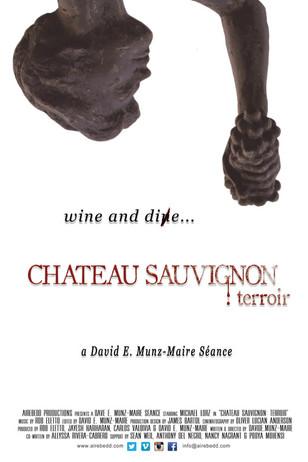 Chateau Sauvignon: terroir Poster