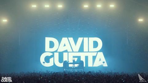 DAVID GUETTA ARENA TOUR x HIGHSCREAM
