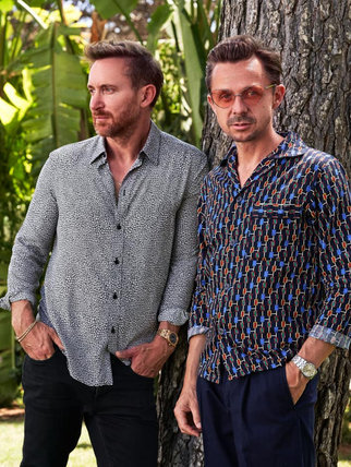DAVID GUETTA & MARTIN SOLVEIG