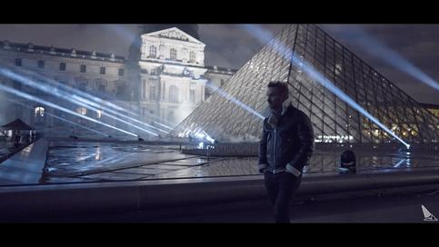 David Guetta Louvre París x HighScream