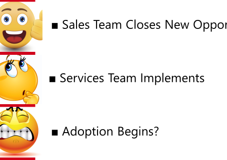 Are you a customer adoption champion?
