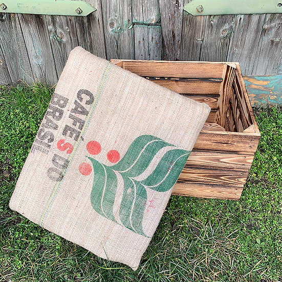 Sitzdeckel für Massivkiste | 50x40cm