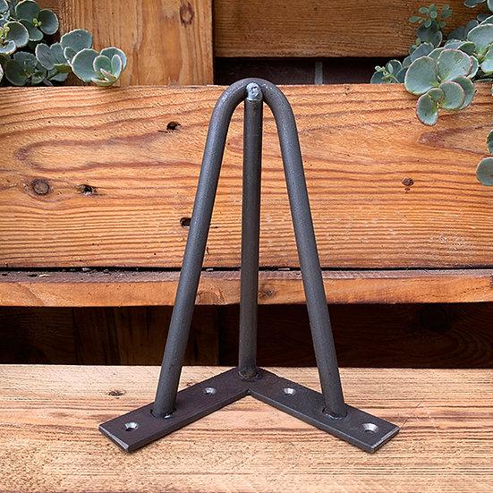 Hairpin Legs   Haarnadel-Beine   20 cm   L-Form