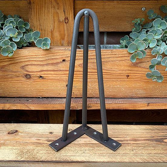 Hairpin Legs | Haarnadel-Beine | 30 cm | L-Form