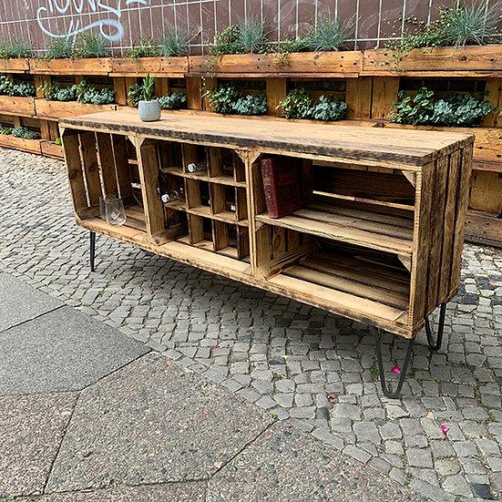 "Massiv-Sideboard ""Mero"" | 150x62x30cm"