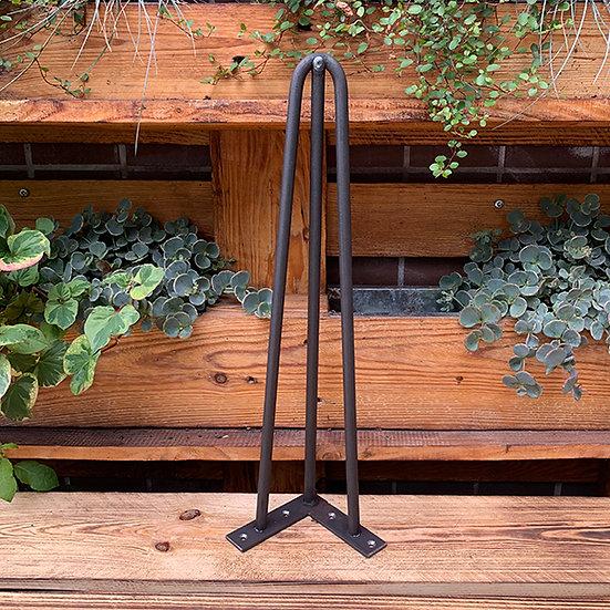 Hairpin Legs | Haarnadel-Beine | 48 cm | L-Form