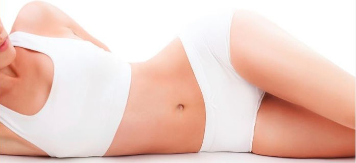 Result of Liposuction at Canadian Plastic Surgery Centre