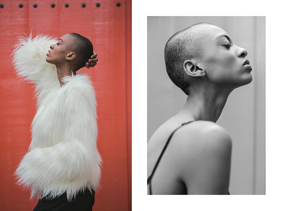 NATURE GLOSS  Photography: Carolina Osejo  Model: Eliana Ortiz Makeup:George Romero Styling:Clau Rojas, Carolina Osejo Clothes:TUL Fashion Canvas, Blown Away Lingerie  Bogotá/2015