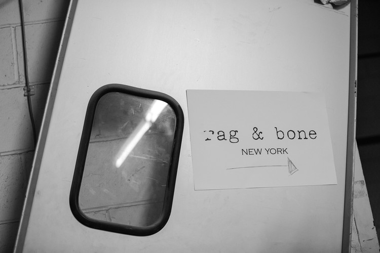NYFW Rag & Bone/Backstage Skylight Clarkson North, NY 2016