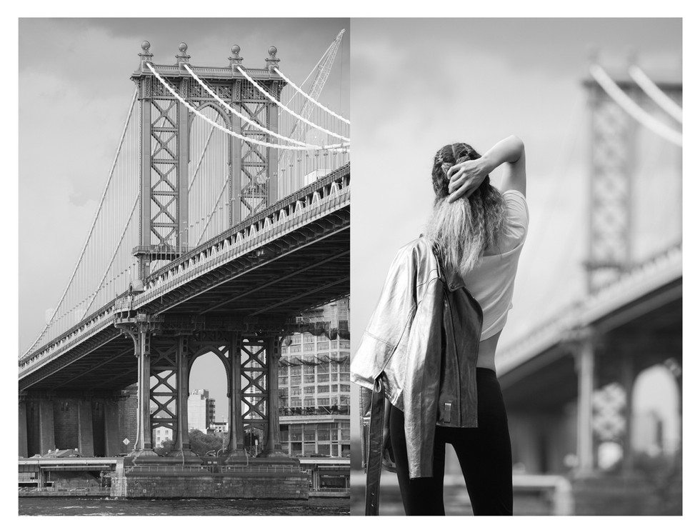 HIP HOP MOOD  Photography: Carolina Osejo  Model: Cristina Warner Hair&Makeup:Alejandro Romero  Styling:Juan David Moya  Clothes:Inditex  NYC/2016