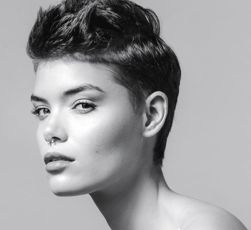 Photography: Carolina Osejo Model: Manuela Botero Hair&Makeup:Alejandro Romero NUDE MAGAZINE Bogotá/2017