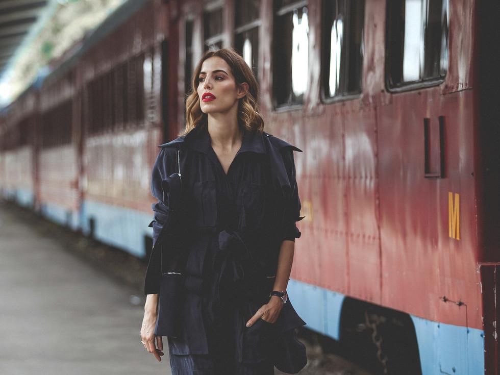 MEV WOMAN MARIA ELENA VILLAMIL BY CRISTINA WARNER  Photography: Carolina Osejo Model: Cristina Warner Hair&Makeup: Laura Pantoja Clothes: Maria Elena Villamil  Bogotá/2018