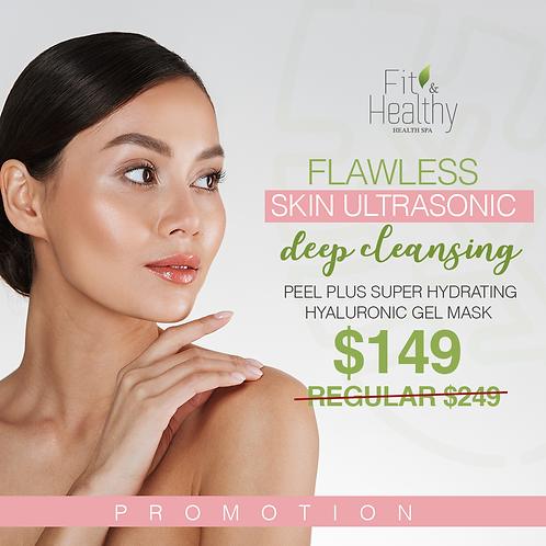 Flawless Skin - facial treatment