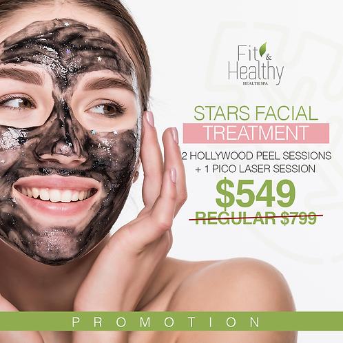 Stars Facial Treatment