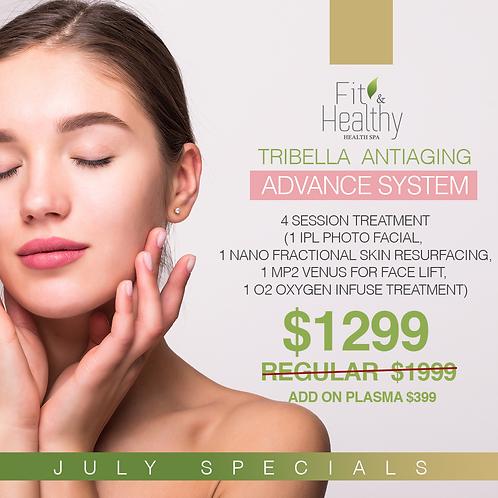 Tri bella anti-aging advance system