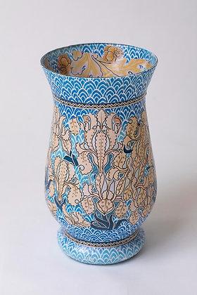 Velká decoupage váza