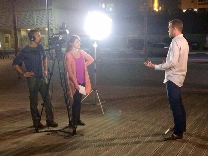 Interviews in Israel