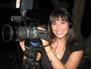 Stealing the camera man's job