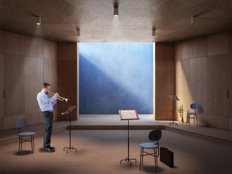 Sede della Filarmonica Valsolda (CO)