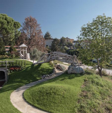 Area giochi Capiago Intimiano (CO)