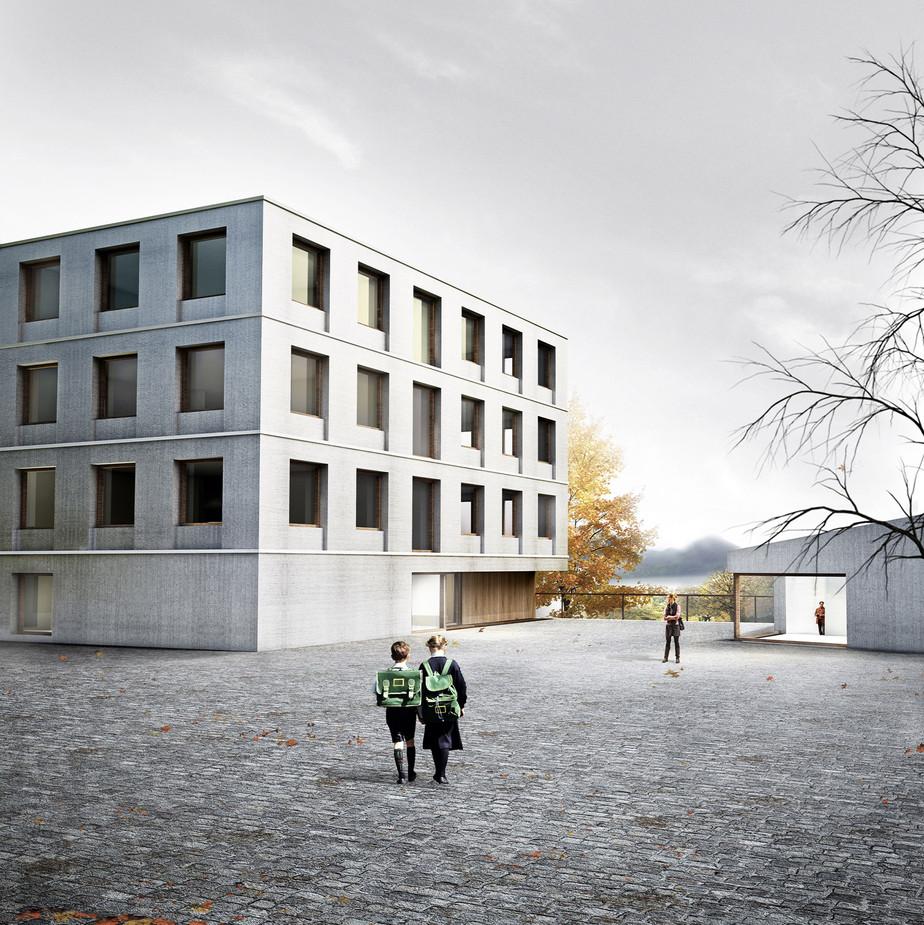 College des Fiches Losanna (Svizzera)