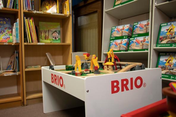 Pinocchio's Books & Toys