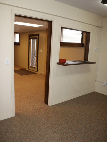 Reception/Entry Way