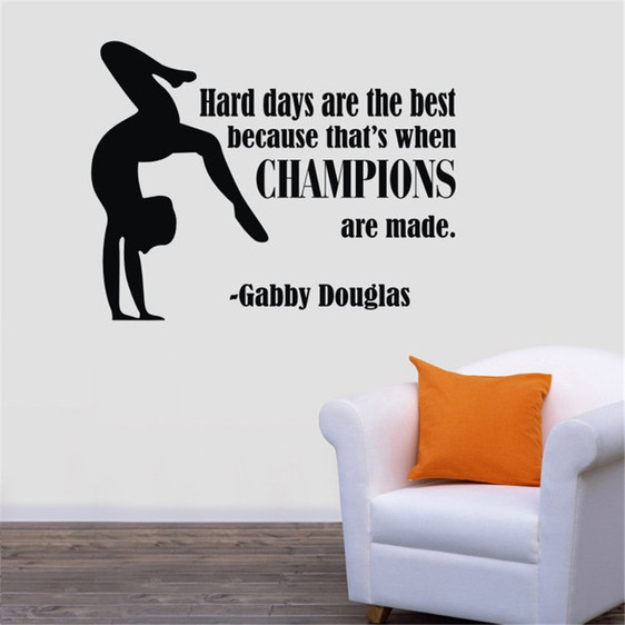 Be a Champion!