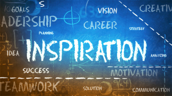 What's your Inspiration?