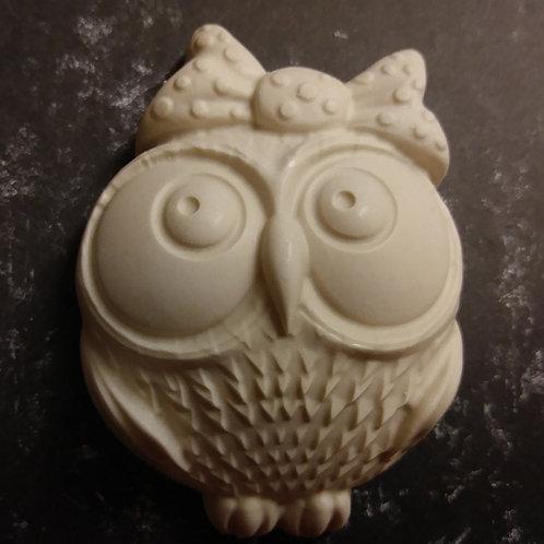 OWL GIRL BATH BOMB / SOAP MOULD