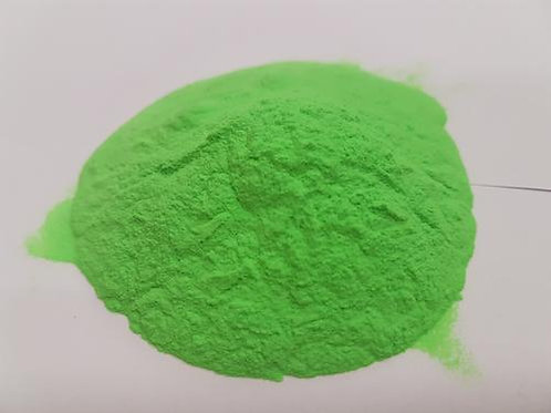 GLOW IN THE DARK POWDER - GREEN (STRONTIUM ALUMINATE)
