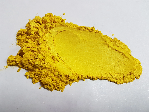 FRENCH MUSTARD MICA