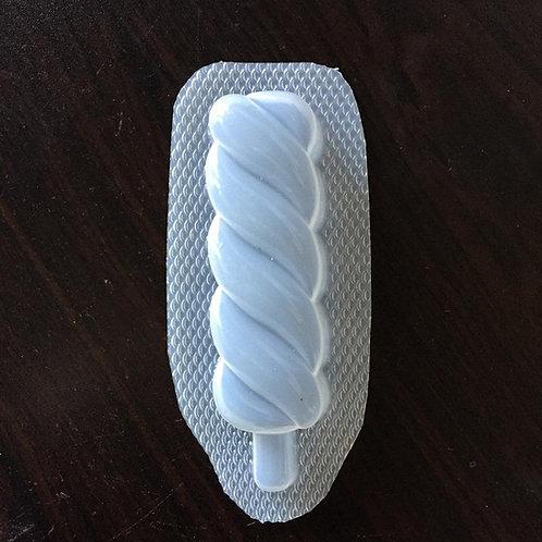 LOLLIPOP TWIST BATH BOMB/SOAP MOULD