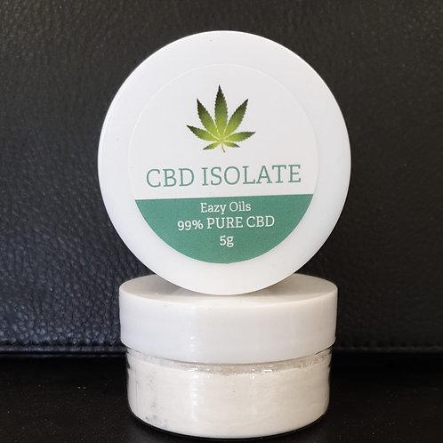 THC FREE CBD ISOLATE