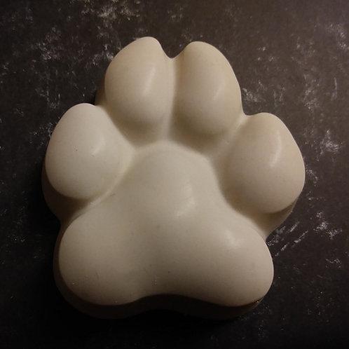DOG PAW BATH BOMB / SOAP MOULD