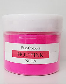 NEON HOT PINK SOAP COLOUR