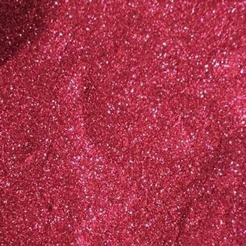 FINE RED BIODEGRADABLE GLITTER