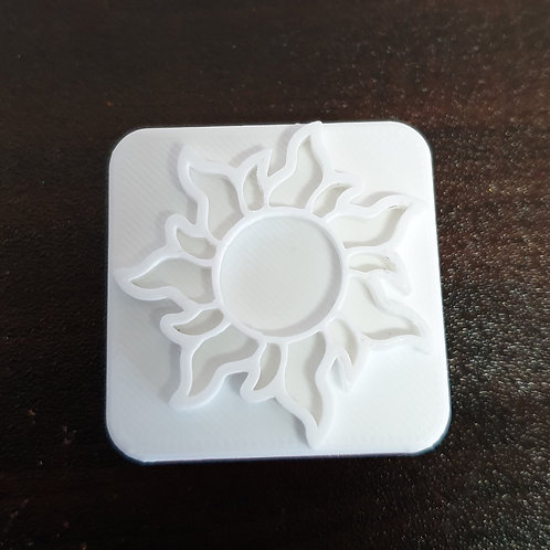 SUNSHINE SOAP STAMP