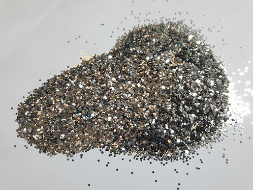 SILVER CHUNKY BIODEGRADABLE GLITTER