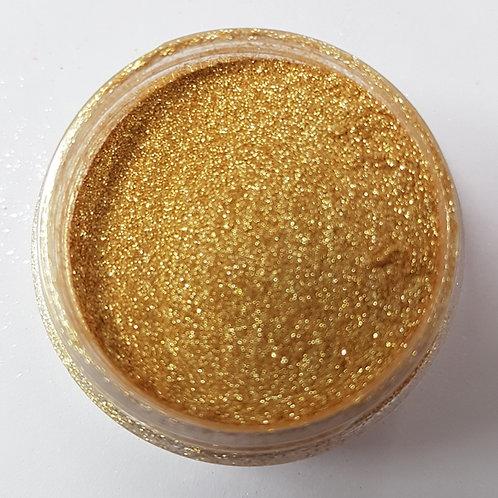 GOLD FINE BIODEGRADABLE GLITTER