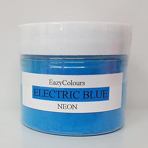 NEON ELECTRIC BLUE SOAP COLOUR
