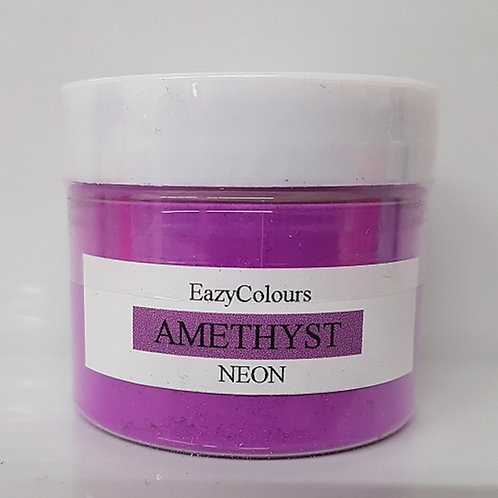 NEON AMETHYST SOAP COLOUR