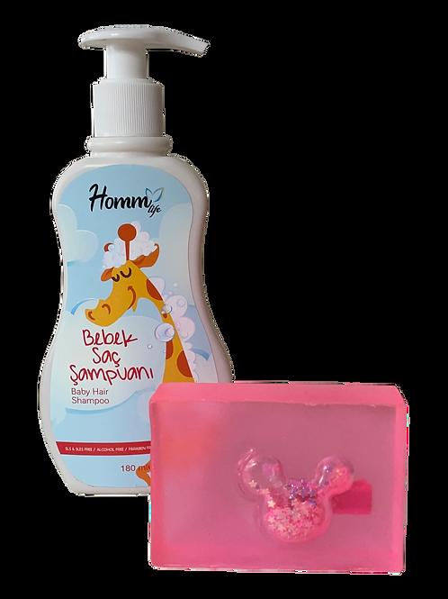 Kız Bebek Şampuanı